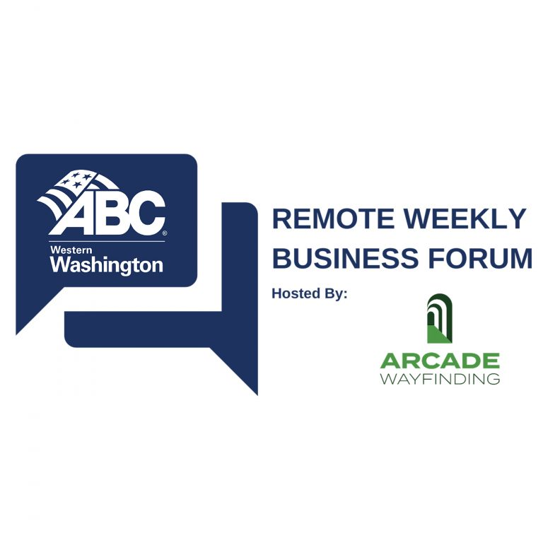 Remote Weekly Business Forum with ABC and Arcade
